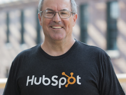 How did Dan Tyre become employee #6 at Hubspot?